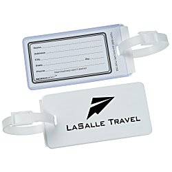 View a larger, more detailed picture of the Luggage Tag