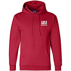 View a larger, more detailed picture of the Champion Fleece Hoodie - Screen