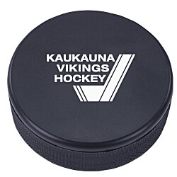 View a larger, more detailed picture of the Hockey Puck Stress Reliever