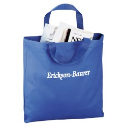 View a larger, more detailed picture of the Economy Tote Bag - Medium - Colored
