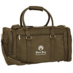 View a larger, more detailed picture of the Kodiak Duffel Bag - Screen