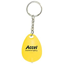 View a larger, more detailed picture of the Tear Drop Mini-Light Key Tag