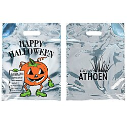 View a larger, more detailed picture of the Halloween Bag - Silver