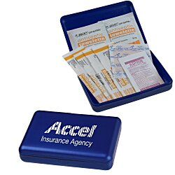 View a larger, more detailed picture of the Compact First Aid Kit