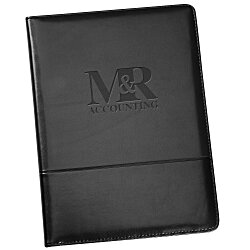 View a larger, more detailed picture of the Windsor Reflections Writing Pad - Debossed