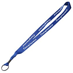 View a larger, more detailed picture of the Economy Lanyard - 3 4