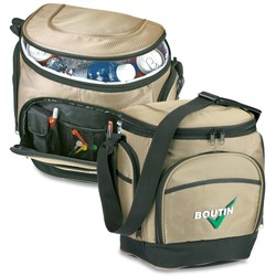 View a larger, more detailed picture of the 20-Can Executive Cooler Bag