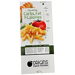 View a larger, more detailed picture of the Counting Carbs Pocket Slider