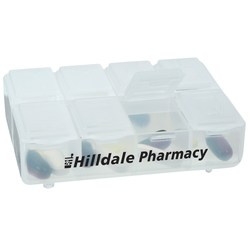 View a larger, more detailed picture of the Pill Boxes - Daily Dose - Closeout