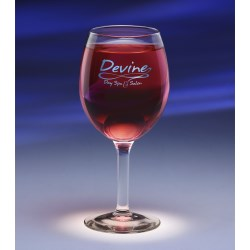 View a larger, more detailed picture of the Wine Glass - 11 oz