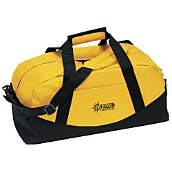 View a larger, more detailed picture of the Classic Cargo Duffel - Large - Screen