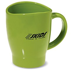 View a larger, more detailed picture of the Wave Mug 14 oz - Solid