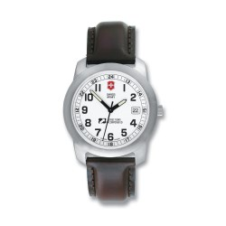 View a larger, more detailed picture of the Swiss Army Field Watch w Strap - Men s