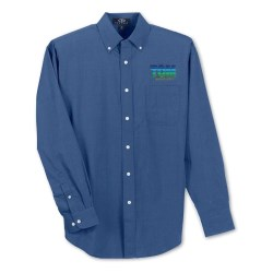 View a larger, more detailed picture of the Vantage End-On- End Woven Shirt - Men s