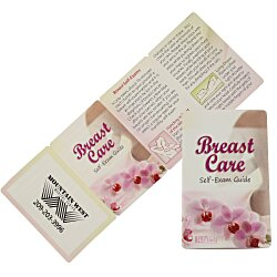 View a larger, more detailed picture of the Breast Care Key Points
