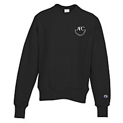 View a larger, more detailed picture of the Champion Reverse 12 oz Weave Crew Sweatshirt - Screen
