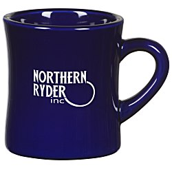 View a larger, more detailed picture of the Diner Mug - 8-1 2 oz