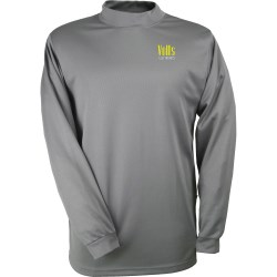View a larger, more detailed picture of the Microfiber Poly-Dri Mock Turtleneck