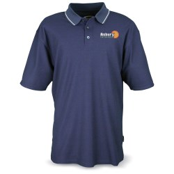 View a larger, more detailed picture of the Microfiber Poly-Dri Sport Shirt - Men s