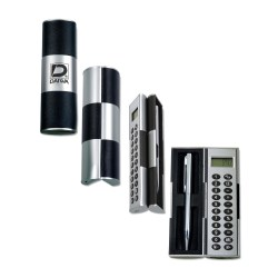View a larger, more detailed picture of the Illusion Series Calculator Pen Set