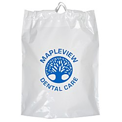 View a larger, more detailed picture of the Poly-Draw Bag - Medium