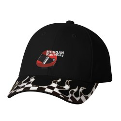 View a larger, more detailed picture of the Racing Flame Cap