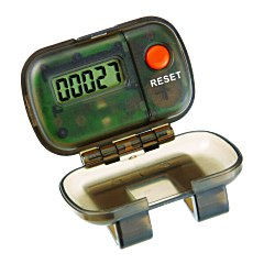 View a larger, more detailed picture of the Pedometer - Opaque