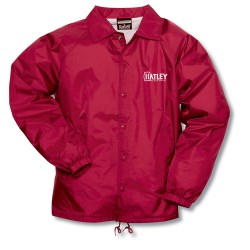 View a larger, more detailed picture of the Coaches Jacket - Screen