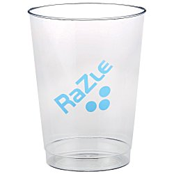 View a larger, more detailed picture of the Clear Plastic Cup - 10 oz - Low Qty