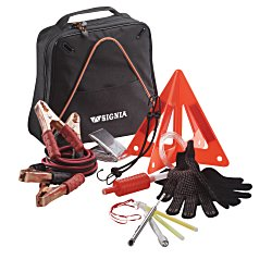 View a larger, more detailed picture of the Highway Companion Safety Kit