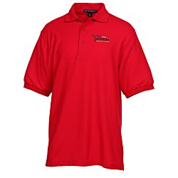 View a larger, more detailed picture of the Port Authority Silk Touch Sport Shirt - Men s