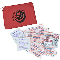 View a larger, more detailed picture of the Standard Budget First Aid Kits w out Medication