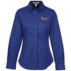 View a larger, more detailed picture of the Port Authority Easy Care Shirt - Ladies