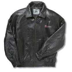 View a larger, more detailed picture of the Burk s Bay Lambskin Leather Coat - Men s