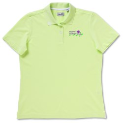 View a larger, more detailed picture of the Ashworth EZ-Tech Sport Shirt - Ladies