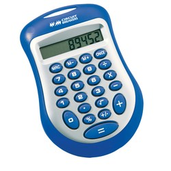 View a larger, more detailed picture of the Palm Held Calculator