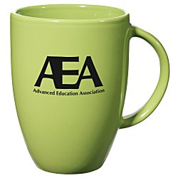View a larger, more detailed picture of the Europe Mug - 12 oz 