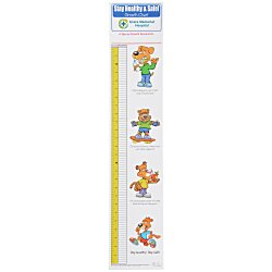 View a larger, more detailed picture of the Health & Safety Growth Chart