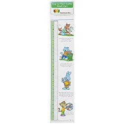View a larger, more detailed picture of the Keep Our Planet Healthy Growth Chart
