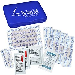 View a larger, more detailed picture of the Companion Care First Aid Kit - Opaque