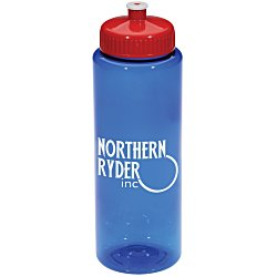 View a larger, more detailed picture of the Translucent Sport Bottle - 32 oz 