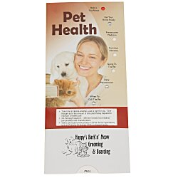 View a larger, more detailed picture of the Pet Health Pocket Slider