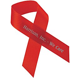 View a larger, more detailed picture of the Awareness Ribbon with Pin
