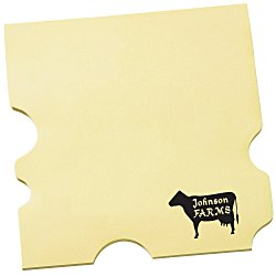 View a larger, more detailed picture of the Post-it&reg Custom Notes - Cheese - 50 Sheet