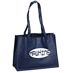 View a larger, more detailed picture of the Celebration Shopping Tote Bag - 12 x 16 - 28 Handles
