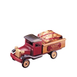 View a larger, more detailed picture of the Vintage Pick-up Truck w Cashews