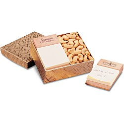 View a larger, more detailed picture of the Beech Post-it&reg Note Holder w Cashews