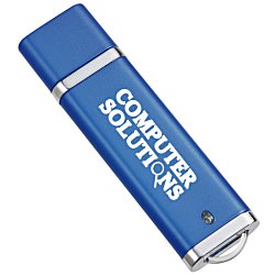 View a larger, more detailed picture of the USB 2 0 Flash Drive - 1GB - Opaque