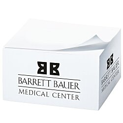 View a larger, more detailed picture of the Post-it&reg Notes Cubes - 285 Sheets - White