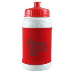 View a larger, more detailed picture of the Foam Insulated Bottle - 20 oz